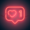 Instagram Heart