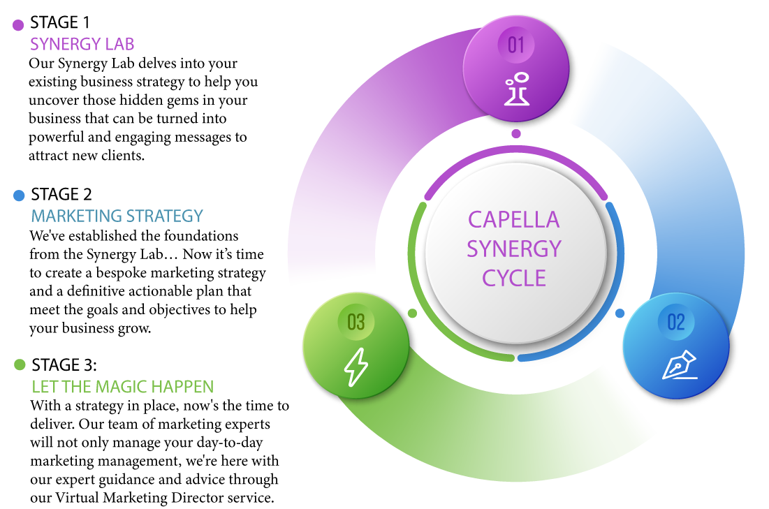 Capella-Synergy-Cycle